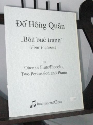 Do Hang Quan - Bon Buc Tranh (Four Pictures)